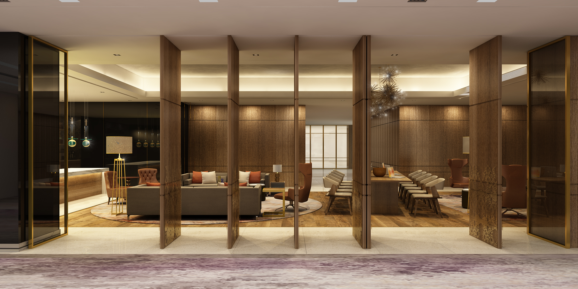Hyatt Regency Hotel Interior Design Projects