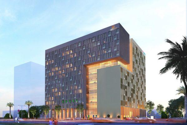 DoubleTree and Hilton Garden Inn Riyadh