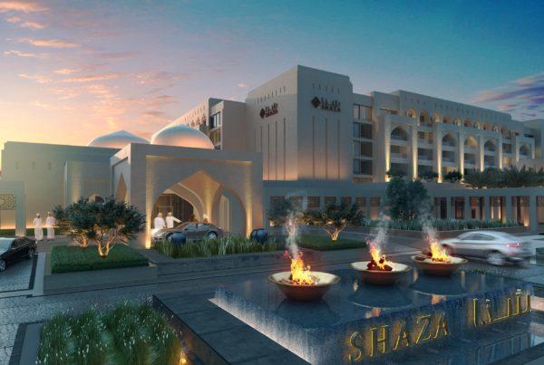 Shaza Hotel Oman