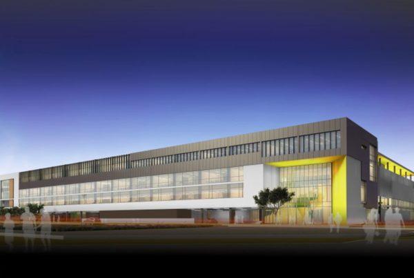 Arcadia Secondary School design