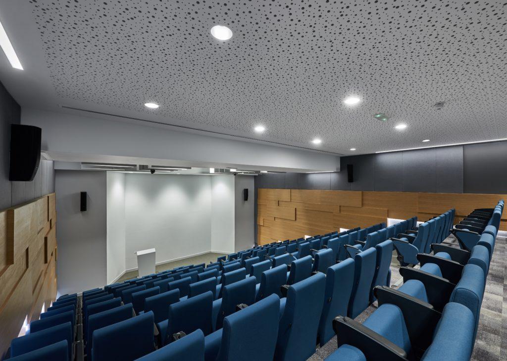 Dubai College lecture hall
