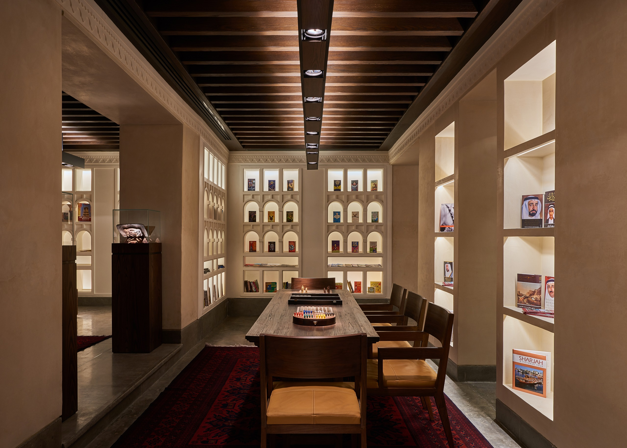 Al Bait Sharjah Recreating The Intimacy And Character Of