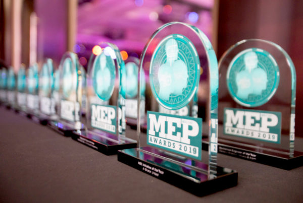 MEP Awards 2019 shortlist