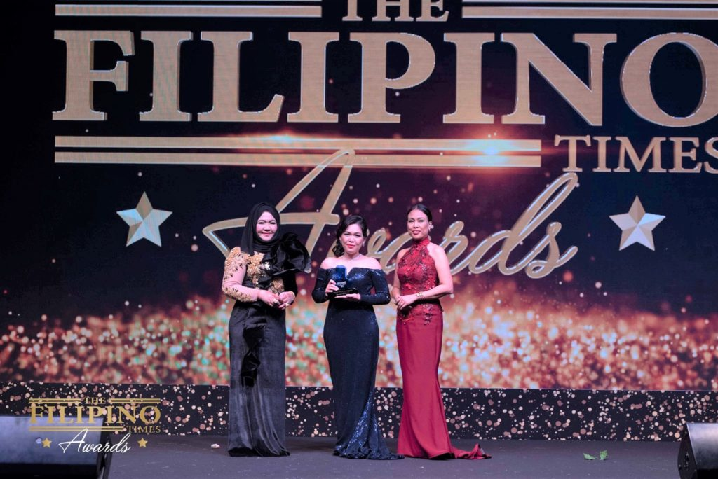 Filipino Times Awards (TFT Awards) Architect of the Year.