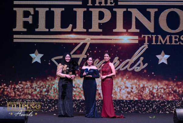 Filipino Times Awards (TFT Awards) Architect of the Year.