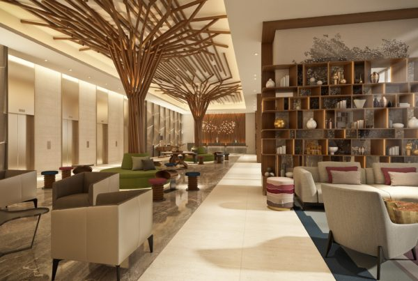 DoubleTree by Hilton Sharjah