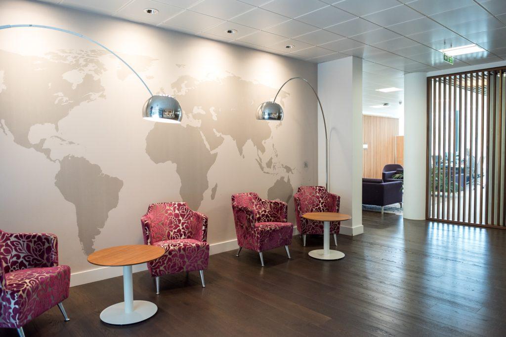 Office design in  a post-COVID world